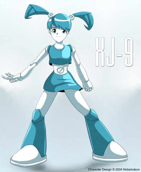 XJ-9 From MLAATR - Click for a larger view.